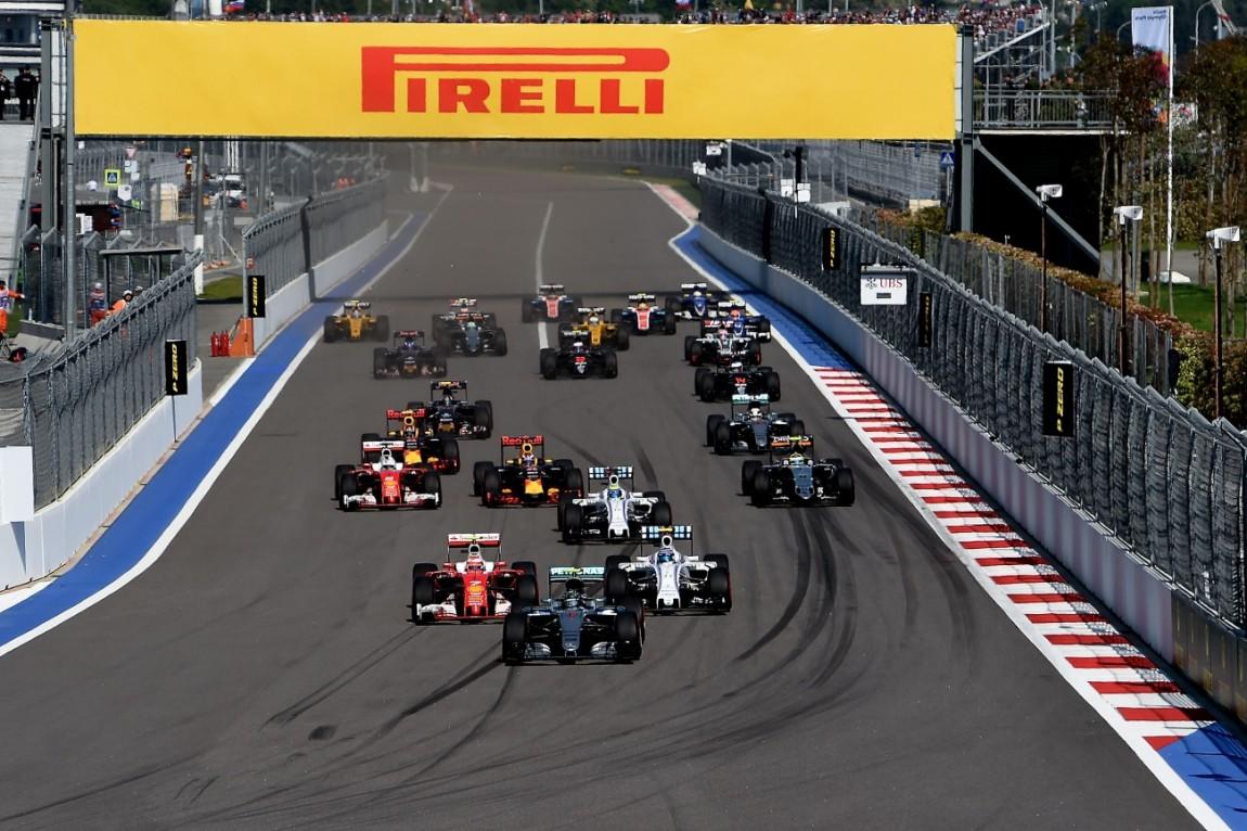F1ロシア海外観戦ツアー