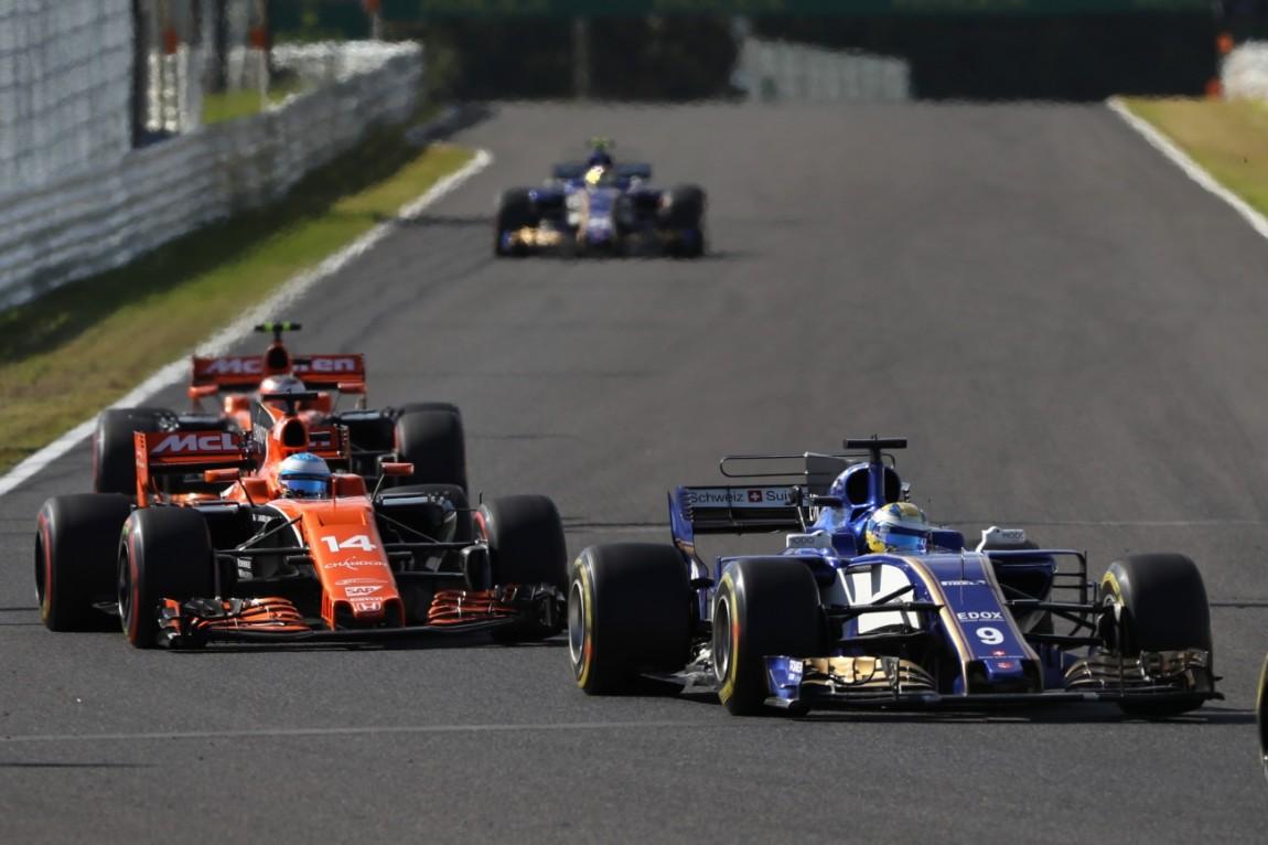 F1日本ツアー