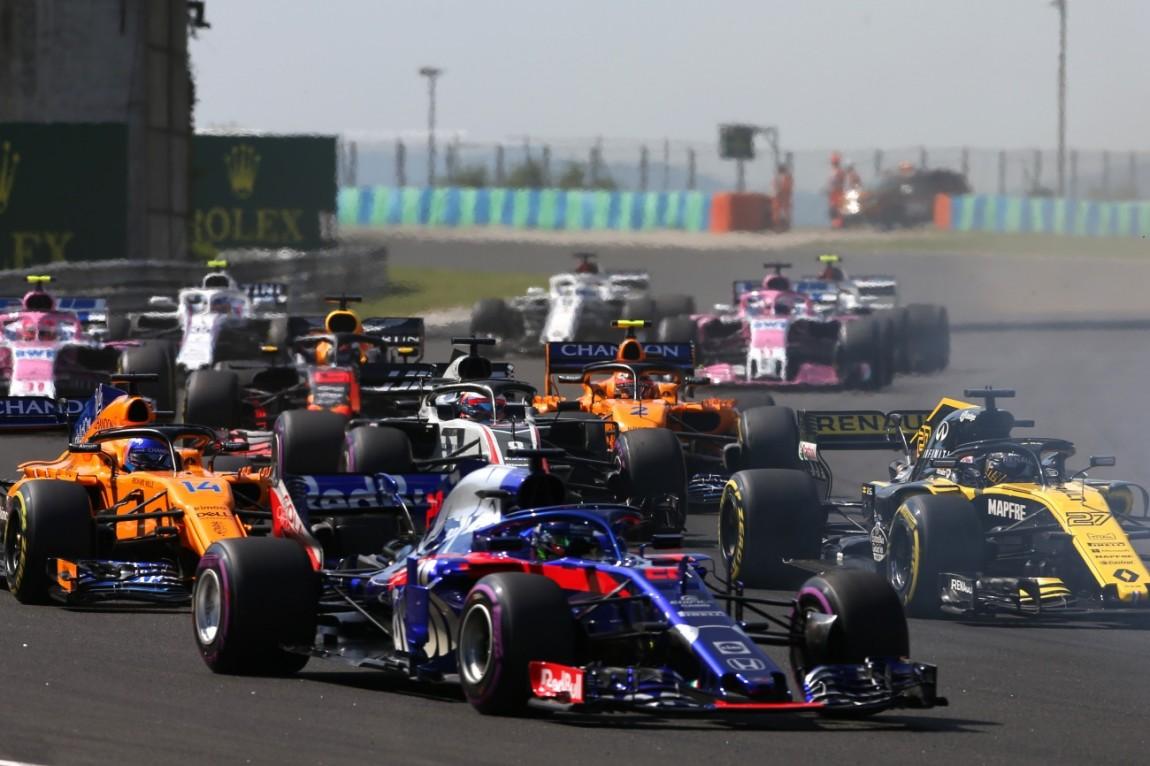 F1ハンガリー海外観戦ツアー