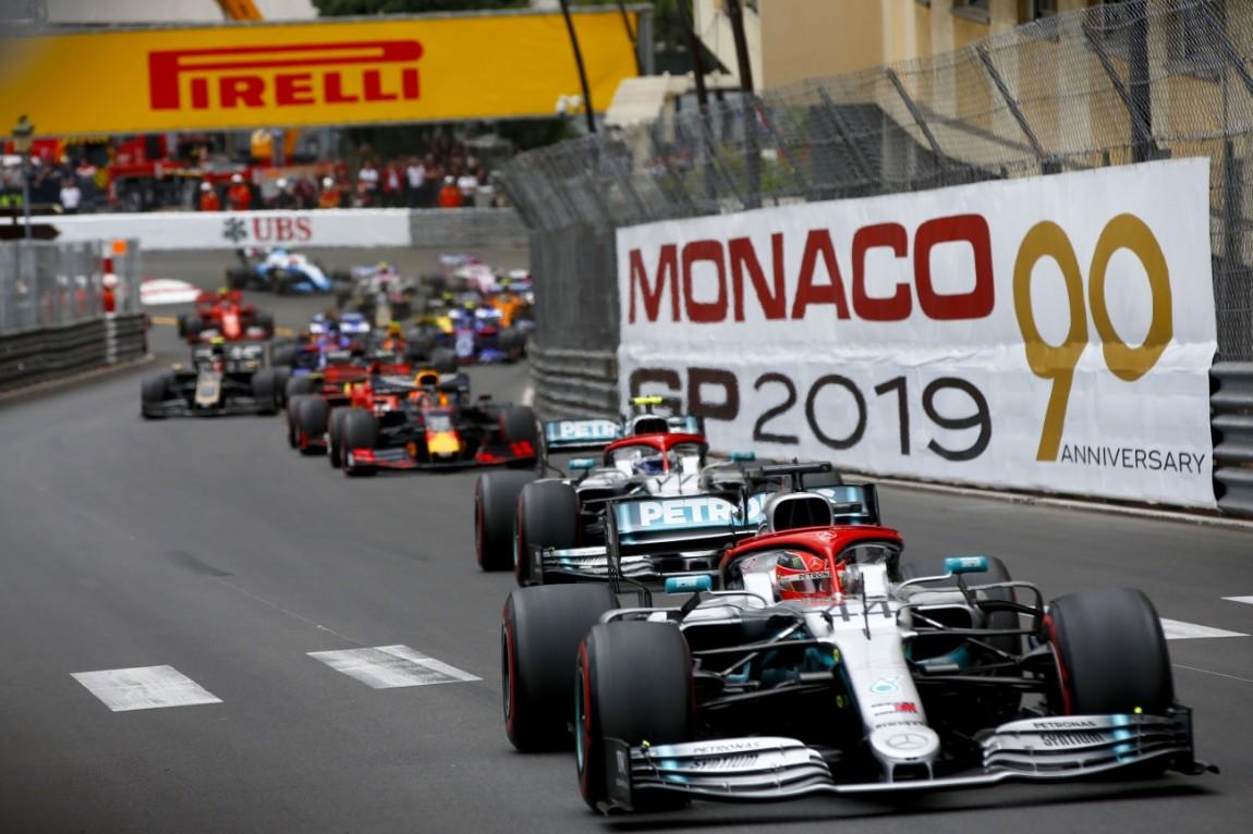 F1モナコ観戦ツアー