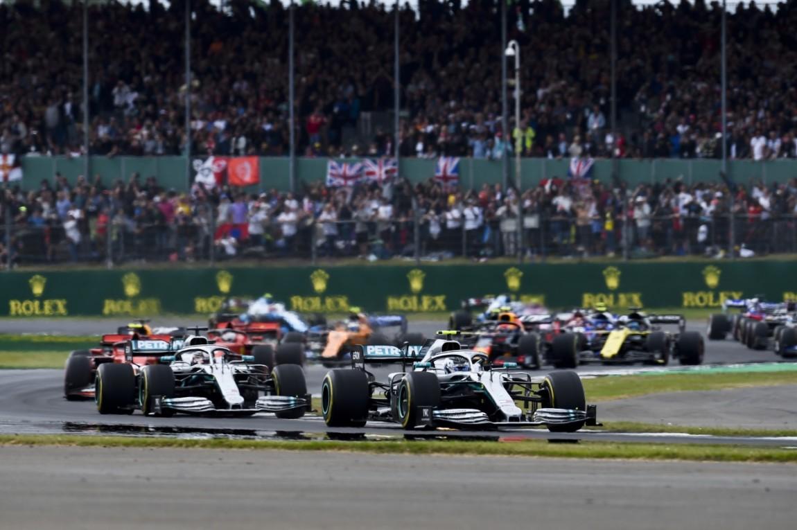 F1イギリスGP観戦ツアー