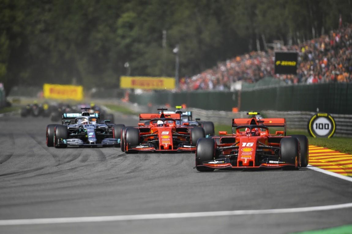 F1ベルギー観戦ツアー