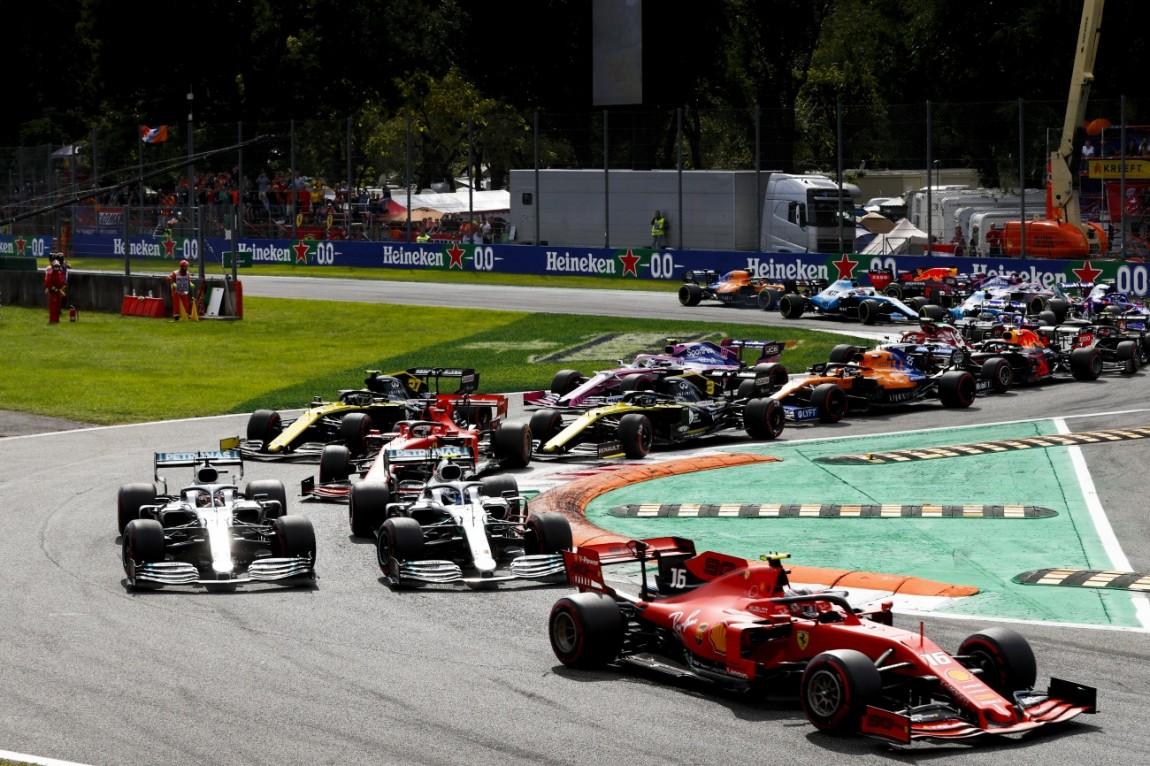 F1イタリア海外観戦ツアー