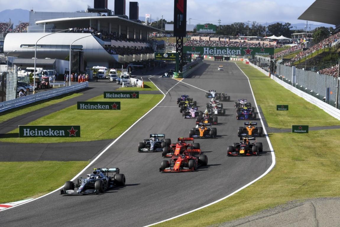 F1日本観戦ツアー