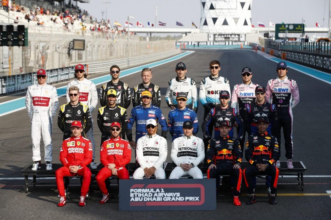 F1アブダビ観戦ツアー