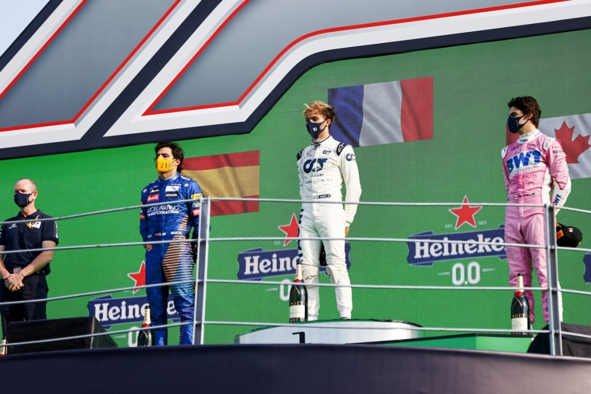F1イタリアGP観戦ツアー202006