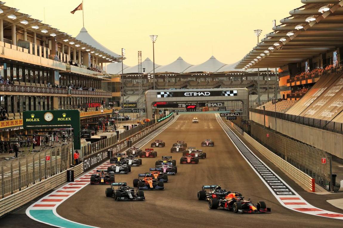 F1アブダビGP観戦ツアー202001