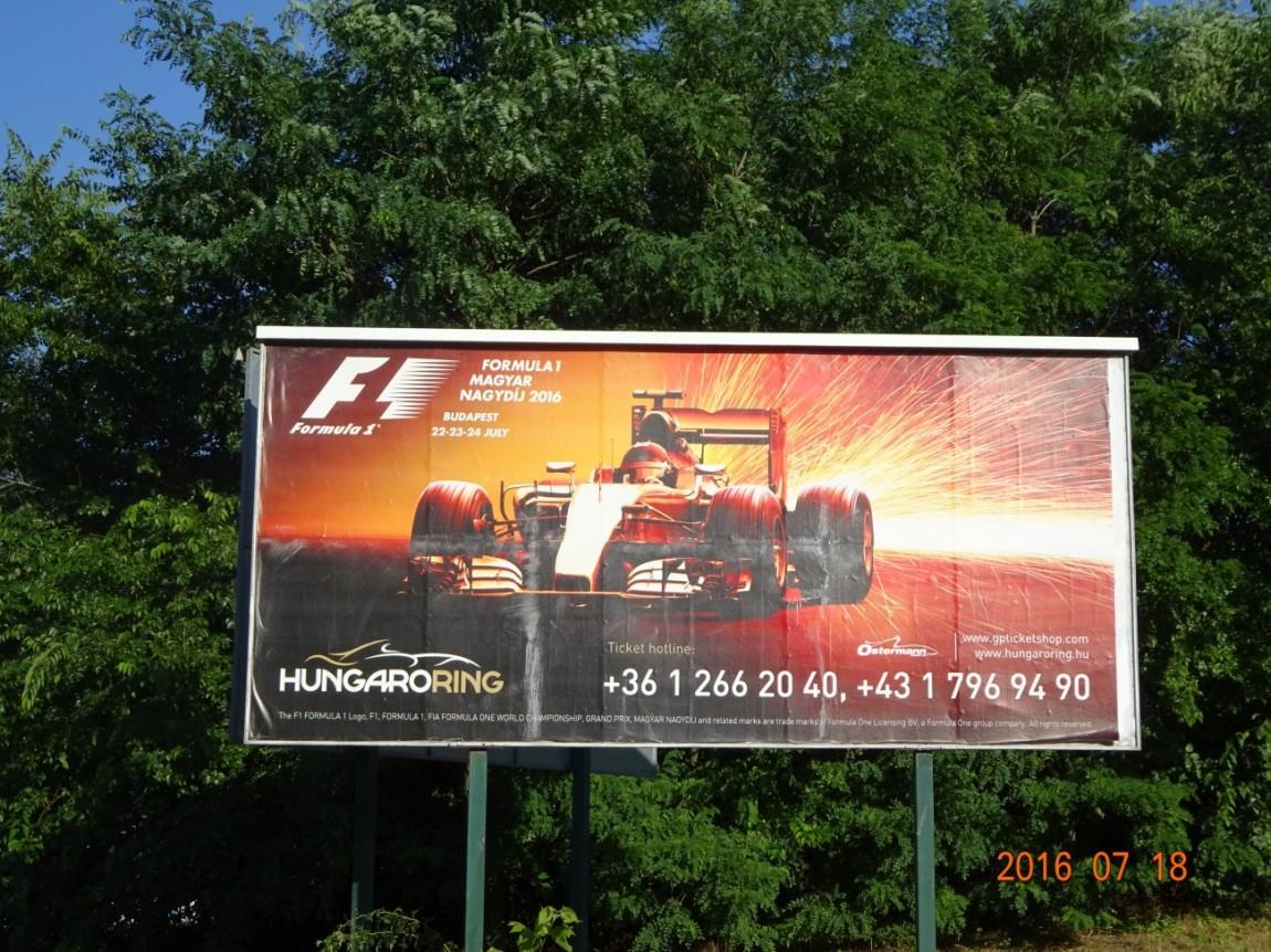 F1 ハンガリー