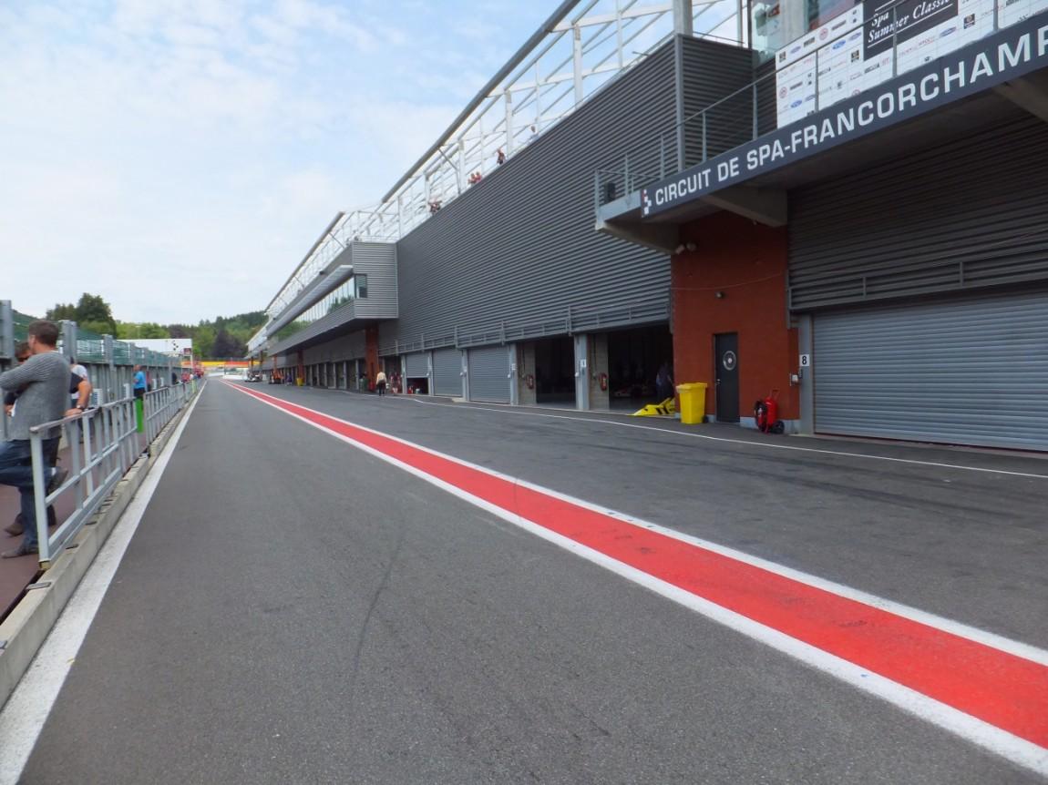 F1ベルギー