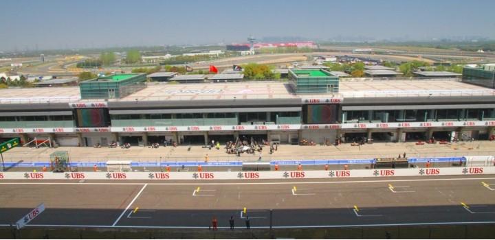F1中国GP観戦ツアー11