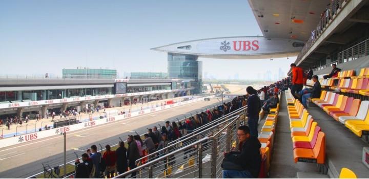 F1中国GP観戦ツアー16