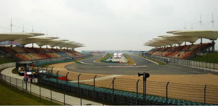 F1中国GP観戦ツアー21
