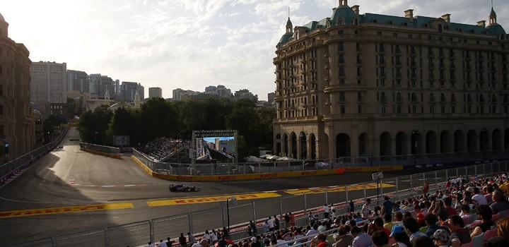 F1アゼルバイジャンGP観戦ツアー17