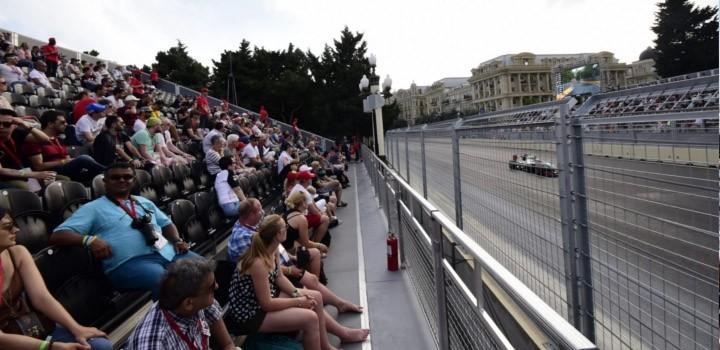 F1アゼルバイジャンGP観戦ツアー22