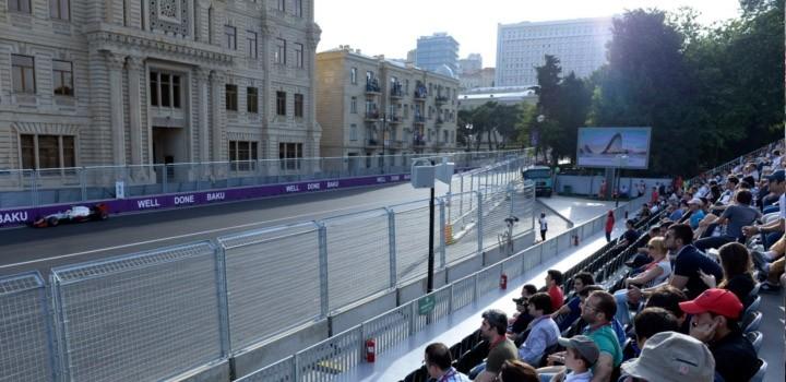 F1アゼルバイジャンGP観戦ツアー24