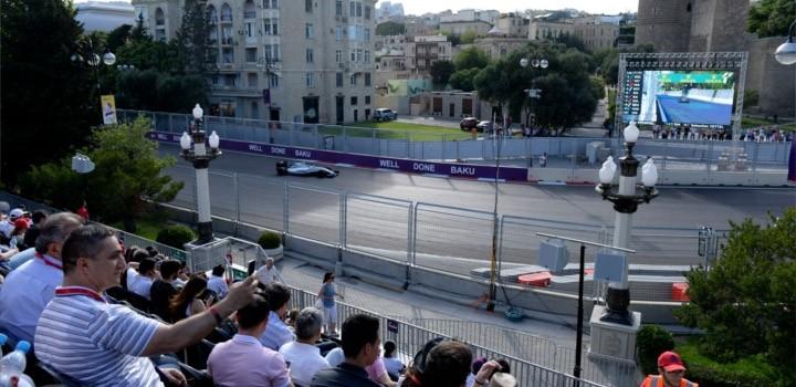 F1アゼルバイジャンGP観戦ツアー21