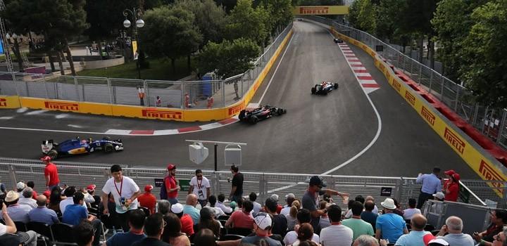 F1アゼルバイジャンGP観戦ツアー20