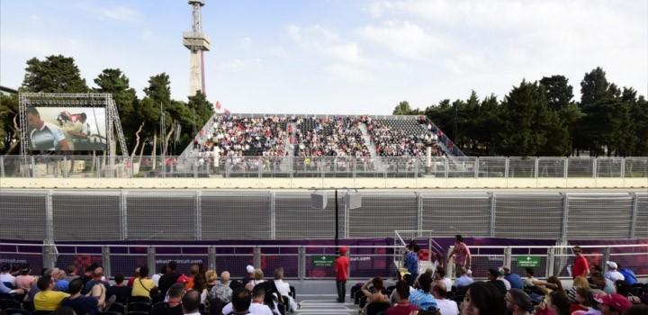 F1アゼルバイジャンGP観戦ツアー23