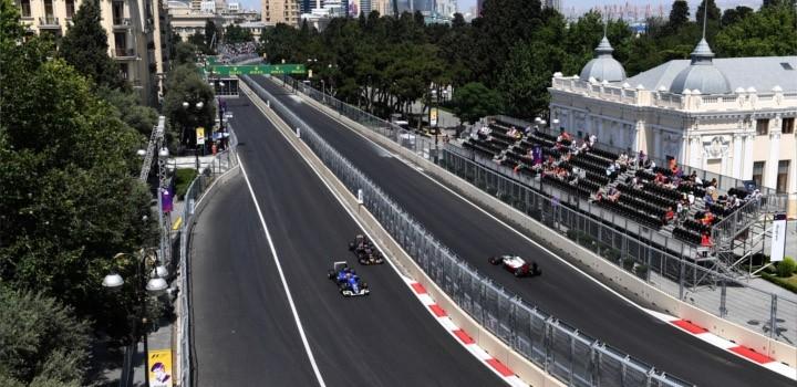 F1アゼルバイジャンGP観戦ツアー18