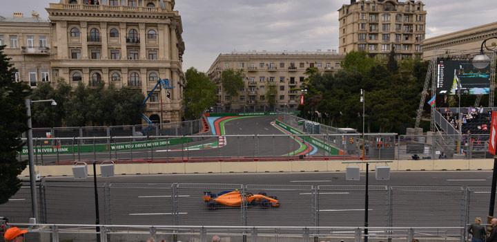F1アゼルバイジャンGP観戦ツアー19