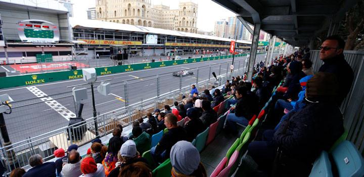 F1アゼルバイジャンGP観戦ツアー11