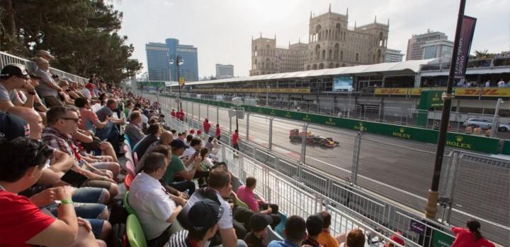 F1アゼルバイジャンGP観戦ツアー15