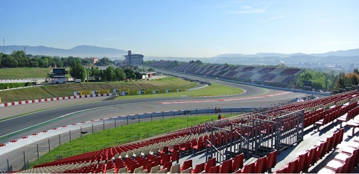 F1スペインGP観戦ツアー14