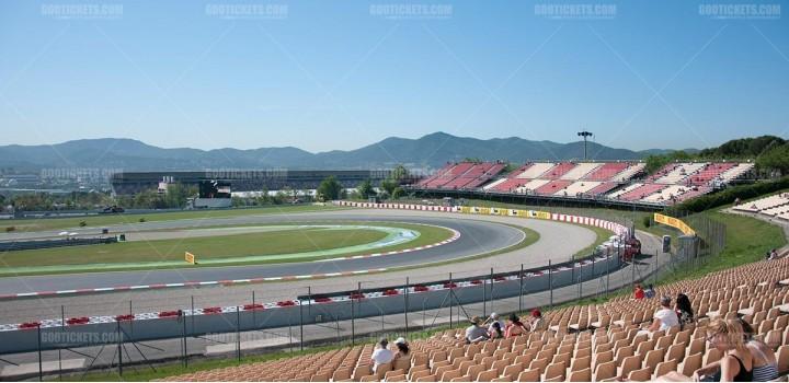 F1スペインGP観戦ツアー17