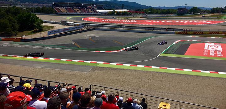 F1スペインGP観戦ツアー18