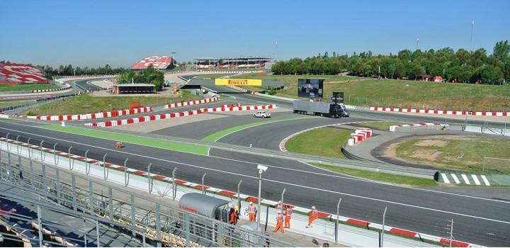 F1スペインGP観戦ツアー13