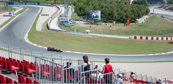 F1スペインGP観戦ツアー15