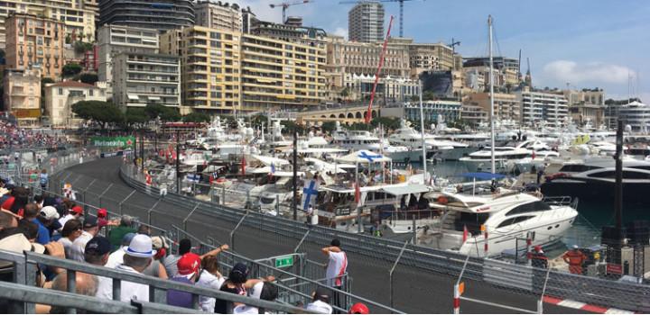 F1モナコGP観戦ツアー16