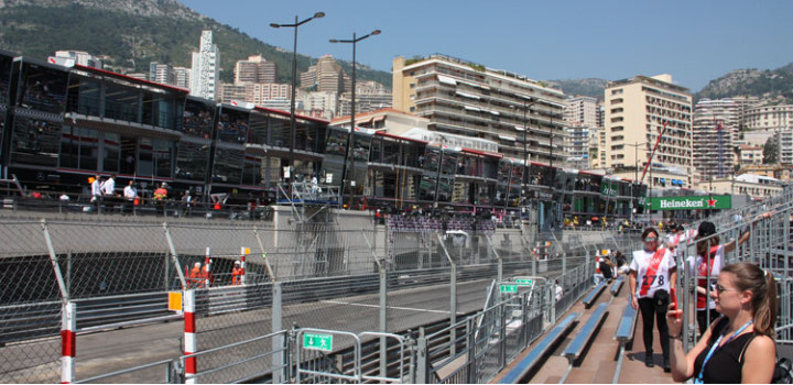 F1モナコGP観戦ツアー22