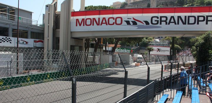 F1モナコGP観戦ツアー25