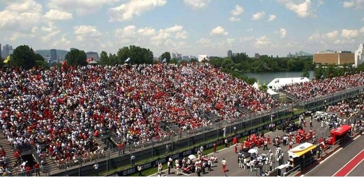 F1カナダGP観戦ツアー11