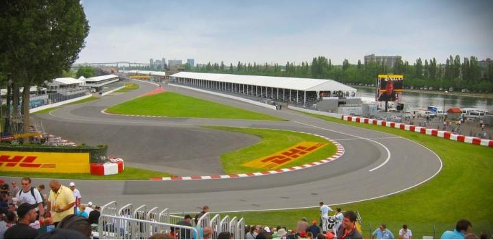 F1カナダGP観戦ツアー13