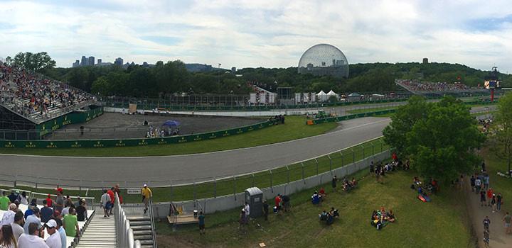 F1カナダGP観戦ツアー18