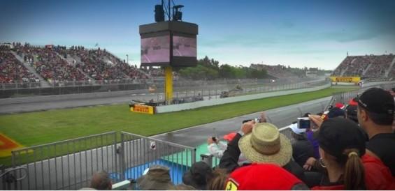F1カナダ海外観戦ツアー
