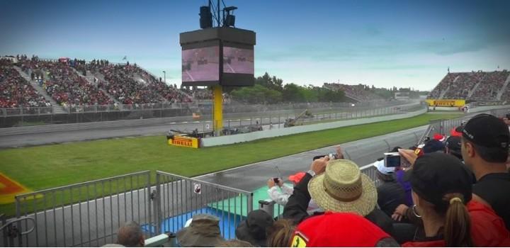 F1カナダGP観戦ツアー17