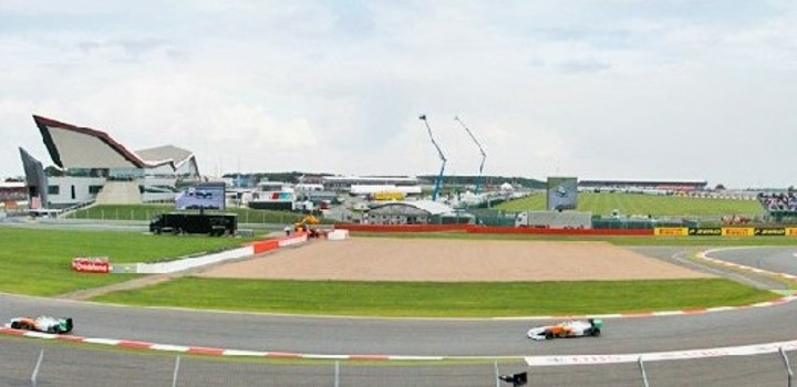 F1イギリスGP観戦ツアー21