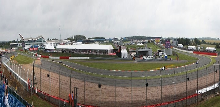 F1イギリスGP観戦ツアー19