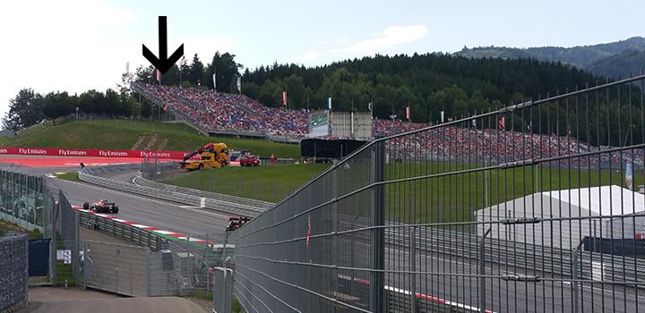 F1オーストリアGP観戦ツアー13