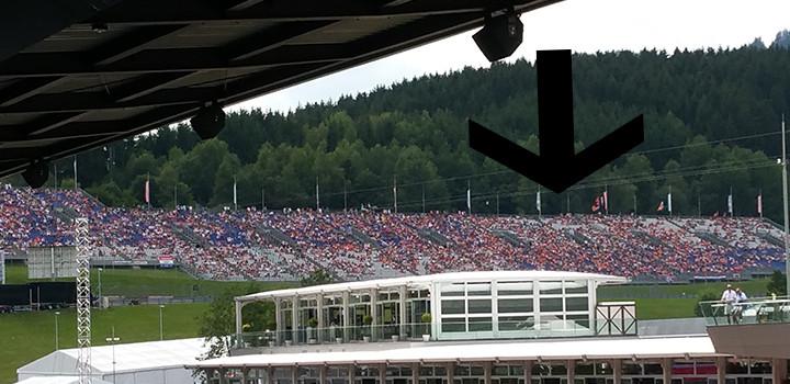 F1オーストリアGP観戦ツアー16