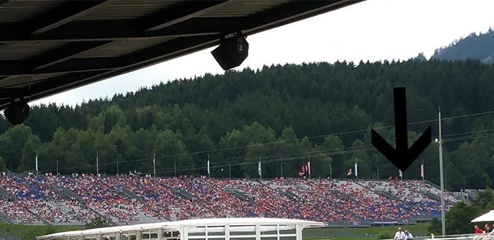 F1オーストリアGP観戦ツアー17