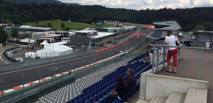 F1オーストリアGP観戦ツアー12