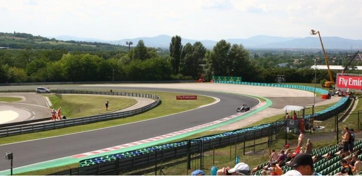 F1ハンガリーGP観戦ツアー16