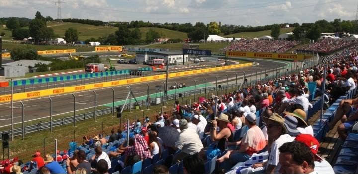 F1ハンガリーGP観戦ツアー12
