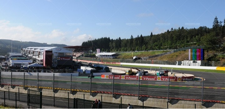 F1ベルギーGP観戦ツアー23