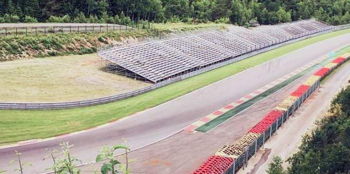 F1ベルギーGP観戦ツアーSpeedCoener