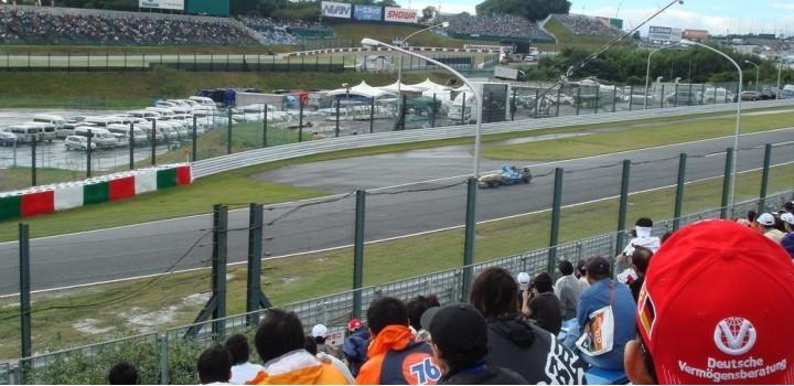 F1日本GP観戦ツアー18